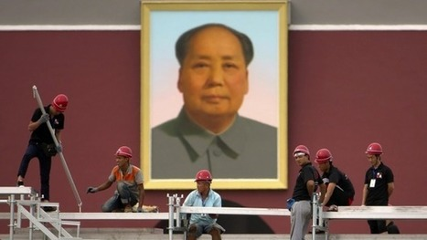 China's sharing economy takes a page from Mao's little red book | Peer2Politics | Scoop.it