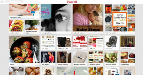 Pinterest Is Testing A Personalized Home Page Based On Your Interests | TechCrunch | Pinterest | Scoop.it