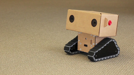 How Do You Make A Robot That People Will Talk To? Make It As Cute As Wall-E | Co.Design | Tracking Transmedia | Scoop.it