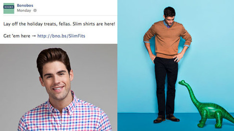 Why Bonobos Sets an Example for Facebook Timeline Presence | Branding Content Curation & Creation | Scoop.it