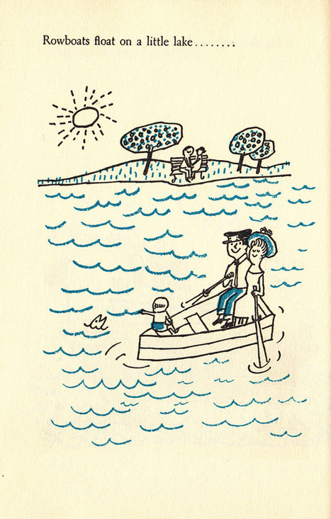 Plink Plink! Celebrate World Water Day with Vintage Children's Illustrations circa 1954 | Living Green - Integrated Architecture & Practices | Scoop.it