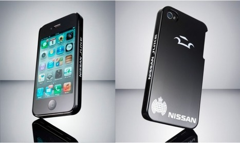 Nissan self-healing iPhone case is tremendously cool   MobileSyrup.com   The DATZ Blast   Scoop.it