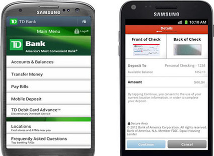 Remote Check Bank Deposit – How To Deposit Using Your Mobile – TrainingAble | ProjectManagerClub.co.uk | Scoop.it
