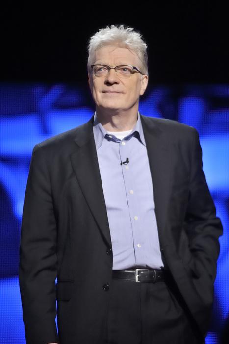 Sir Ken Robinson   Education   Scoop.it