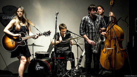 Samantha Fitzpatrick Band building a following by mixing originals in with ... - Plain Dealer   song composition   Scoop.it