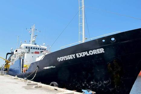 Treasure Hunters' Undersea Gold Rush Is Threatened by U.S. Navy | All about water, the oceans, environmental issues | Scoop.it