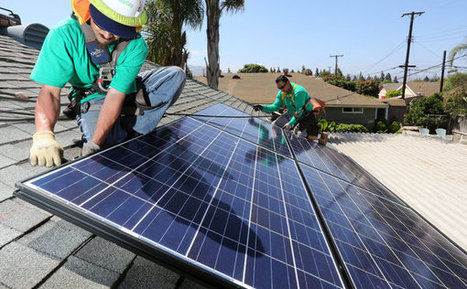 Why More Solar Panels Should Be Facing West, Not South | Sustainable Development | Scoop.it