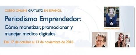 Nuevo curso gratuito sobre promoción y monetización de proyectos digitales | JAV - #SocialMedia, #SEO, #tECONOLOGÍA & más | Scoop.it