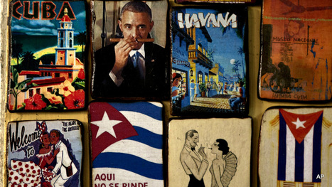US Abstains For 1st Time In UN Vote Rejecting Blockade Of Cuba | Global politics | Scoop.it