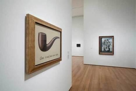 Leaving Home: René Magritte in Brussels and Paris   Digital Art and Net Art   Scoop.it