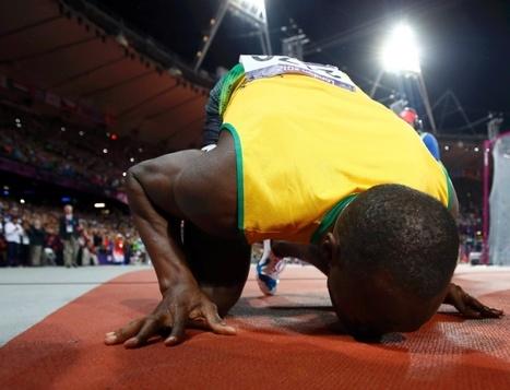 Bolt iguala Carl Lewis e é bicampeão olímpico dos 100 m rasos em Londres | esportes | Scoop.it