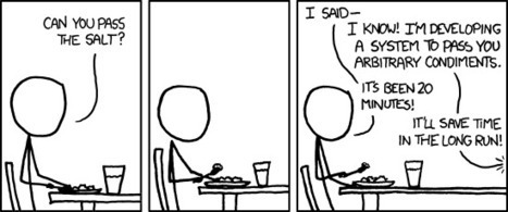 xkcd: The General Problem | ISO Mental Health & Wellness | Scoop.it