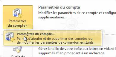 Protéger ses dossiers personnels par un mot de passe - Outlook 2010 | Time to Learn | Scoop.it
