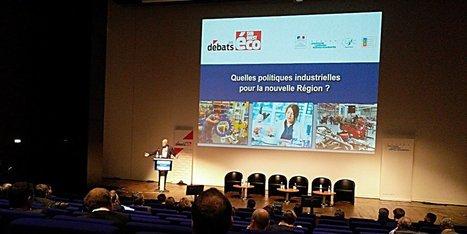 Industrie du futur : Région et entreprises en ordre de marche en ALPC - Région Aquitaine Limousin Poitou-Charentes | industrie Bordeaux Gironde | Scoop.it