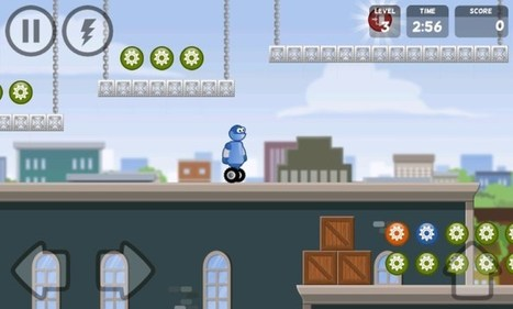 Overdroy : Amazing Platform game | Tech Cookies | Tech Cookies - Everything about Android | Scoop.it