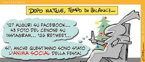 Dopo Natale… tempo di bilanci | Rubriche | Scoop.it