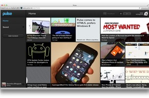 Pulse Launches Pulse for Web | MobileandSocial | Scoop.it