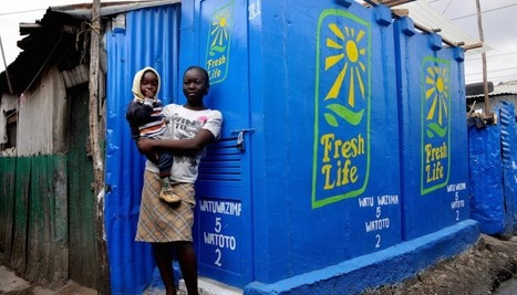 Sanergy, Inc., which wastes not, secures $1.7 million | Impact Investing and Inclusive Business | Scoop.it