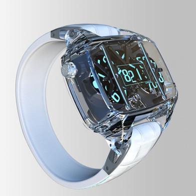 Nuevo reloj 4N, con aplicaciones 3D | FashionLab | Scoop.it