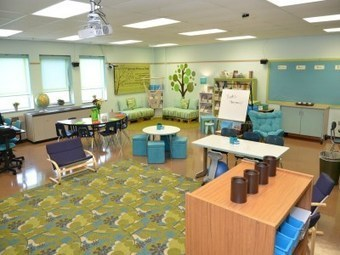 Opinion: What would the ideal classroom look like? - The Educator | Library learning spaces | Scoop.it