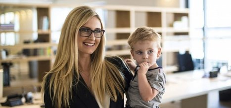 Working Mothers Raise More Successful Daughters and Empathetic Sons | Business Brainpower with the Human Touch | Scoop.it