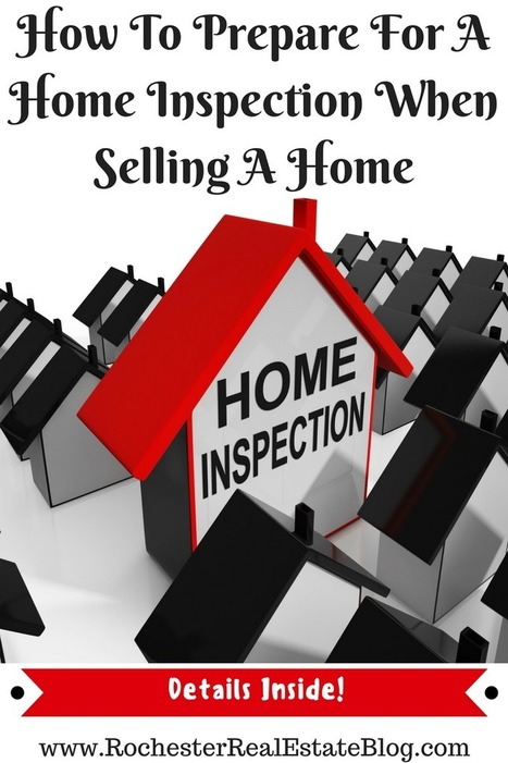 tips to prepare for a home inspection when sell