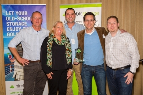 Cloud Solutions Group wins major Nimble Storage partner award again   digitalminds   Scoop.it