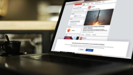 La publicité sur les fils Facebook est arrivée à saturation   Usages professionnels des médias sociaux (blogs, réseaux sociaux...)   Scoop.it