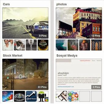 Pinterest Kullanıyor musunuz? Pinterest Hakkında Bilgiler - Pinterest Nedir? - Altay Bilgin Blog | Kişisel Gelişim | Scoop.it