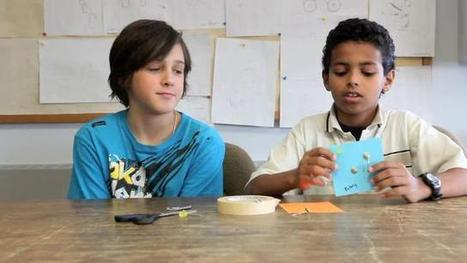 Kids Design & Make | City Technology | Using Technology to Design and Create | Scoop.it