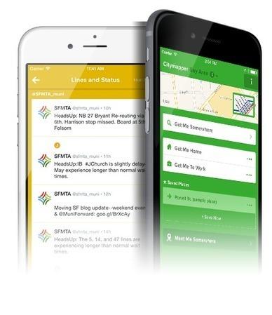 Twitter permet d'intégrer une Timeline entière dans une application mobile - #Arobasenet.com | Référencement internet | Scoop.it