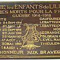 Communautés en deuil : l'Harmonie de Lillebonne - Pommiers 1914-1918 | Tables à poussière | Scoop.it