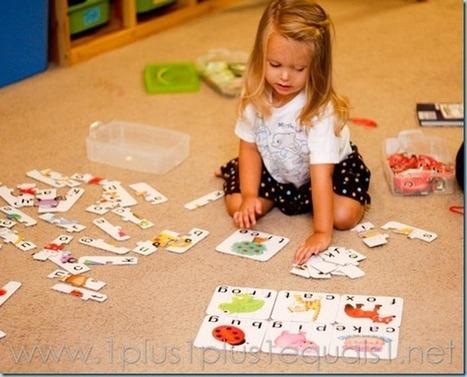 Tot School ~ Letter W | Learn through Play - pre-K | Scoop.it