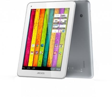 La tablette ARCHOS 80 Titanium disponible   Geeks   Scoop.it