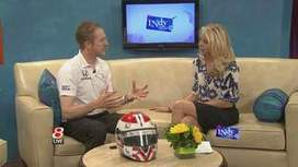 Charlie Kimball  IndyCar Driver | indystyle.tv | Type 1 Diabetes Awareness | Scoop.it