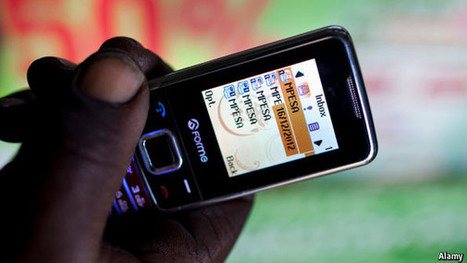 Why does Kenya lead the world in mobile money? | Development economics | Scoop.it