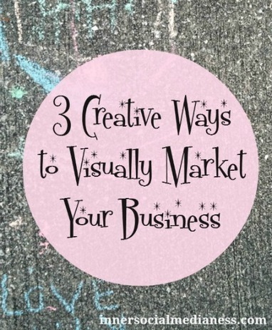 3 Creative Ways to Visually Market Your Business - Business 2 Community | Pinterest for Blogging | Scoop.it