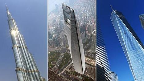 Skyscrapers: The race to the top | Interesting Reading | Scoop.it