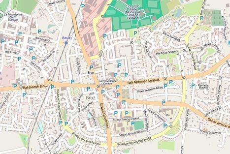 OpenStreetMap à l'action en Bretagne... | OpenStreetMap France | actions de concertation citoyenne | Scoop.it