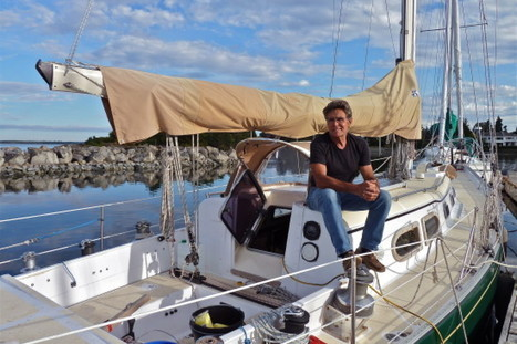 Vancouver Island Man Departs For Solo Sail Around The World - Huffington Post Canada | I love boating | Scoop.it