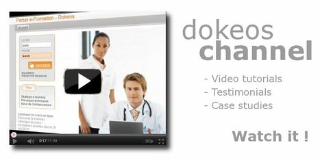 Dokeos | Open Source E-Learning | 21st Century Tools for Teaching-People and Learners | Scoop.it