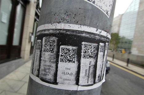 The Biz LoftCreare qr code: miniguida in 6 punti (perché funzionino al meglio) | Social Media Italy | Scoop.it