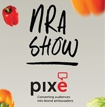 National Restaurant Association Partners With Pixe LLC to Launch First-Ever Photo Booths at NRA Show 2013   Alliances, Collaboration and Partnerships   Scoop.it