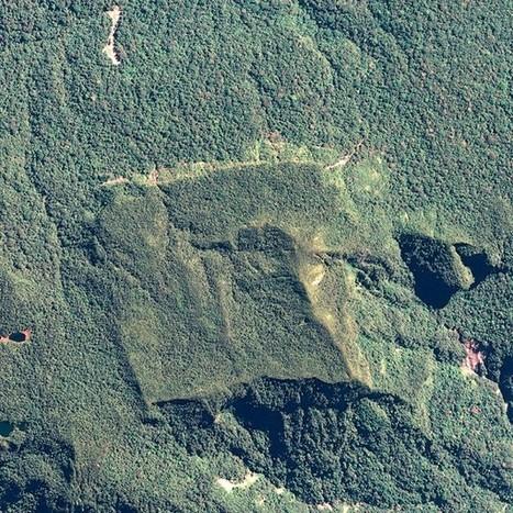 Imágenes de los Pléiades ayudan a encontrar un sitio arqueológico en Perú | MundoGEO | Pasión por la Geoinformación | Scoop.it