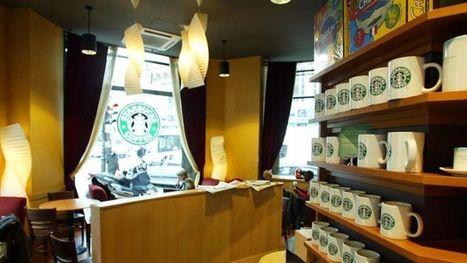 Aller a Starbucks pour boire du... VIN ? | Le Vin et + encore | Scoop.it