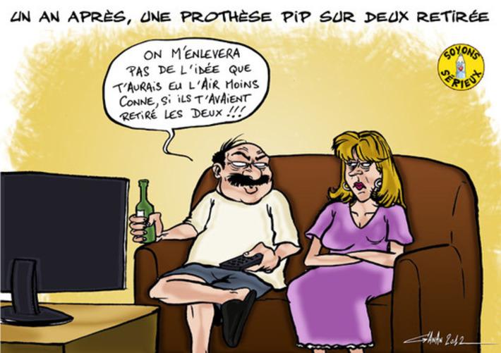 Prothèse PIP : à quel sein se vouer ? | Baie d'humour | Scoop.it