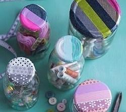 Idées décos en masking tapes ! | Bricolage pour mes enfants | Scoop.it