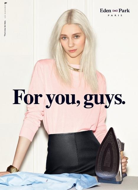 Eden Park, les femmes et le marketing. | Le boulevardier | Blog ... | Parfumerie | Scoop.it