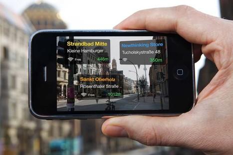 Espace virtuel: à qui appartient le réel augmenté? | observation réalité augmentée | Scoop.it