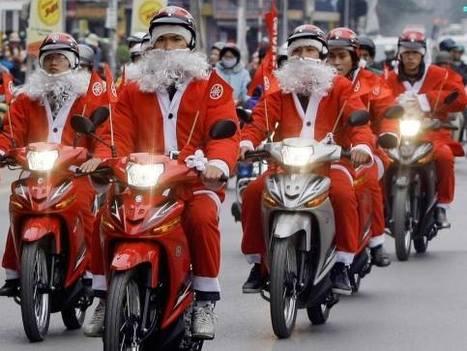 Joyeux Noel! | Voyage au coeur du Vietnam | Scoop.it